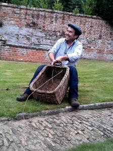 Norfolk Hedge Baskets - About Me - Jonathon Carrie