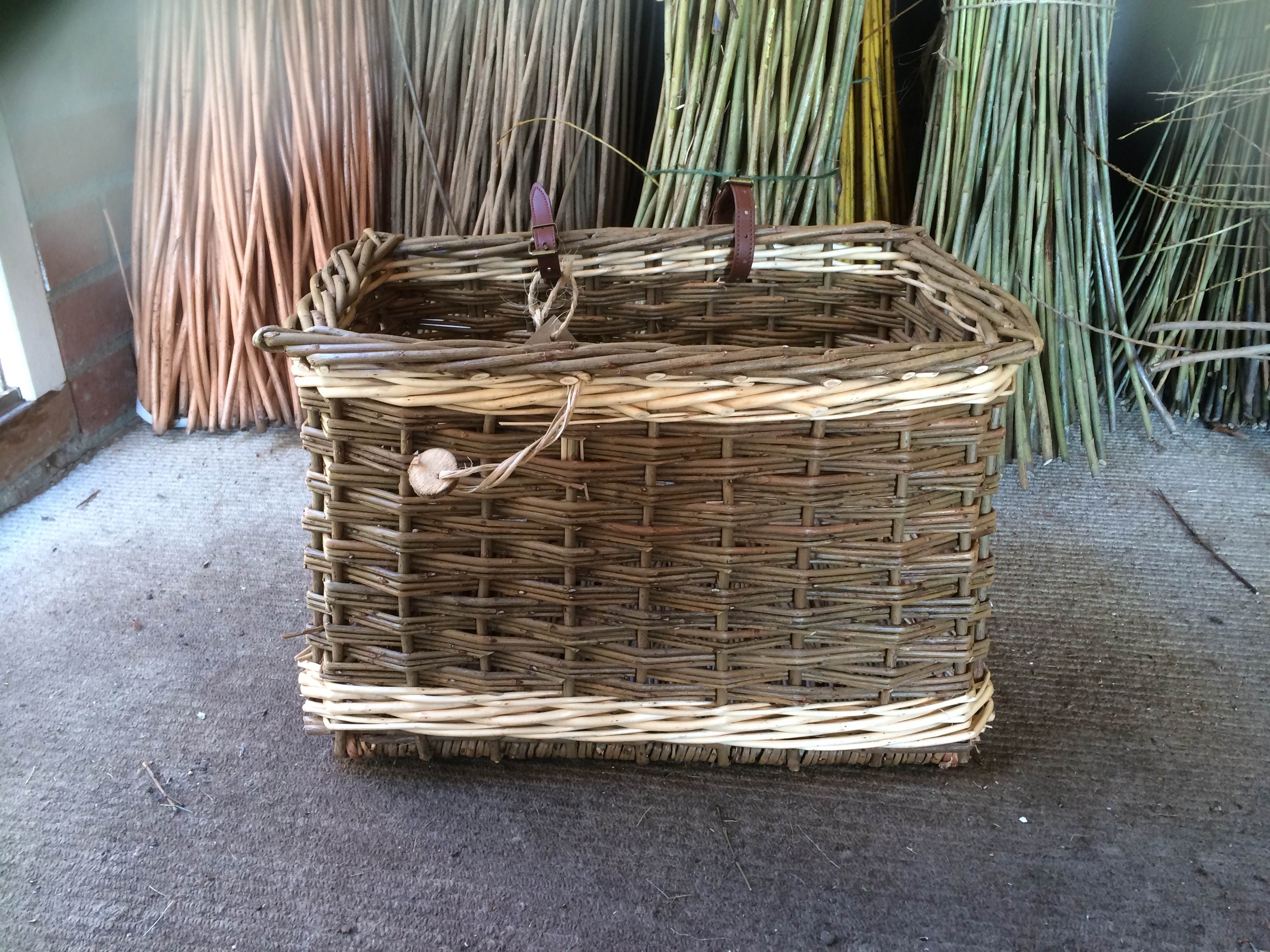 Bicycle Basket (Square)
